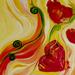 Poppies 50x150